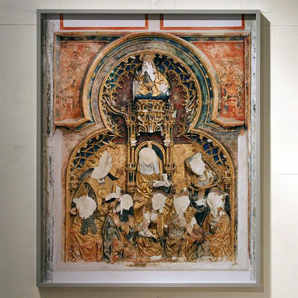 Gert Jan Kocken - Anna Retable, Utrecht, Defacement 7 March 1580