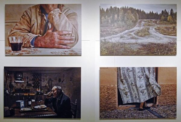 Gert Verbelen - Naar de Kern - 185x120cm Foto op dibond