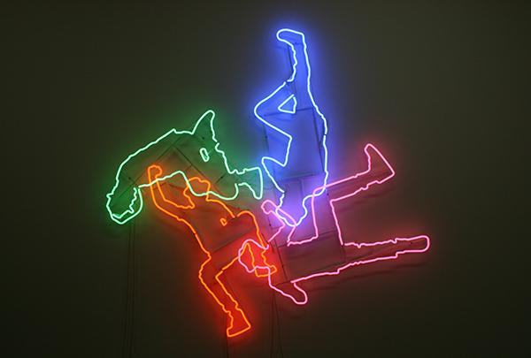 Gyz la Riviere - F=mg - Neon