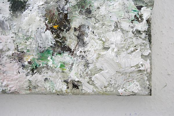 Han Klinkhamer - Zonder Titel - 70x95cm Olieverf op doek (detail)