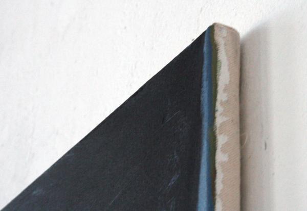 Helen Verhoeven - Hen Hussy Rest - 150x200cm Olieverf op doek (detail)