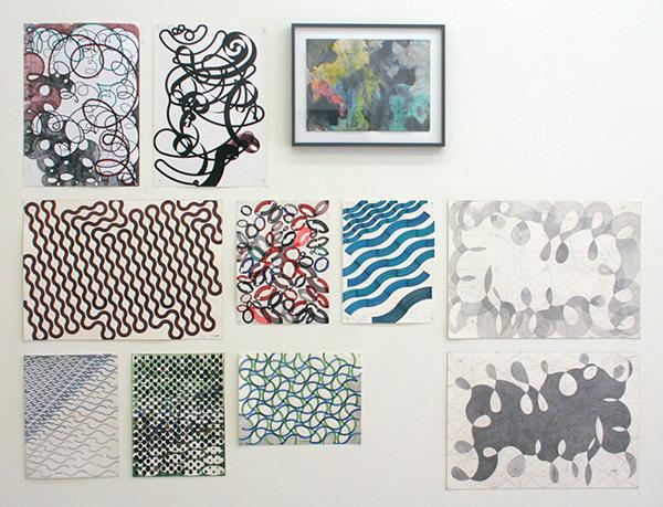 Henri Jacobs - Diversen op papier