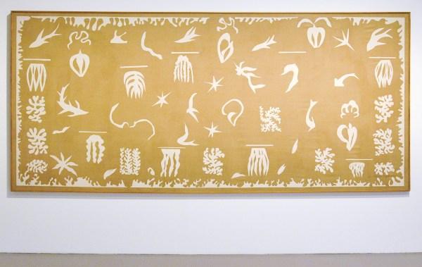 Henri Matisse - Oceanie, La Mer - Zeefdruk op linnen, 1946-1947