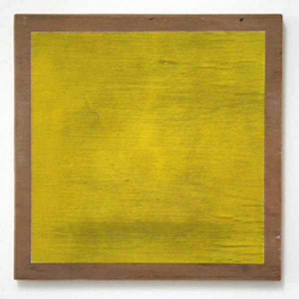 Tijl Orlando Frijns - Yellow Panel