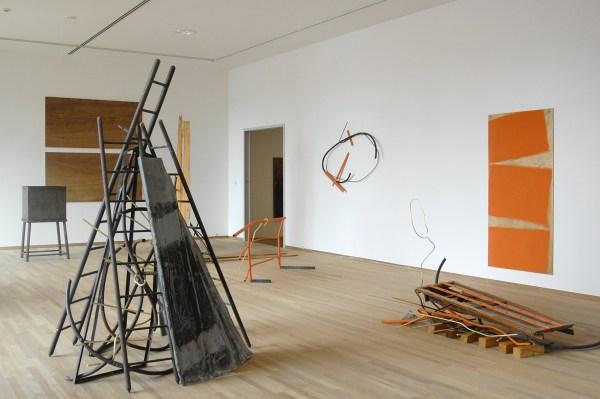 Imi Knoebel - Eigentum Himmelreich - Installatie, 1983
