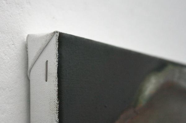 Ina van Zyl - Oester II - 30x40cm Olieverf op doek (detail)