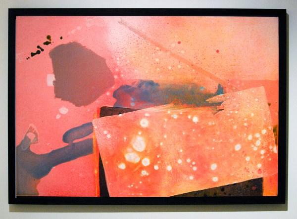 Jacco Olivier - Untitled - 85x122cm Acrylverf op paneel