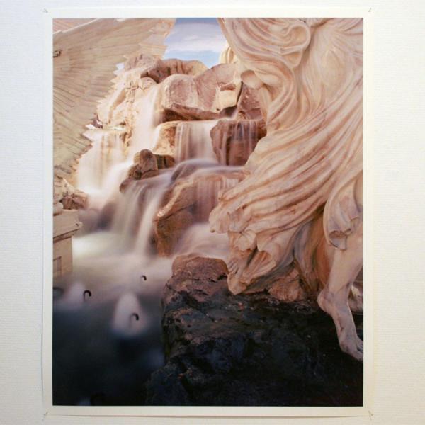 Jan Adriaans - Fountain, The Venetian, Las Vegas - 100x80cm