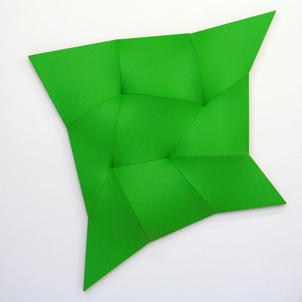 Jan Maarten Voskuil - Dynamic Monochrome - Acrylverf op linnen