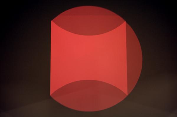 Jan Maarten Voskuil - Silly Colors - Projectie