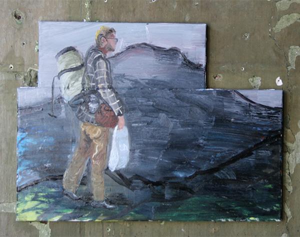 Jan Wattjes - Moutain of Cezanne - 60x80cm Olieverf op doek