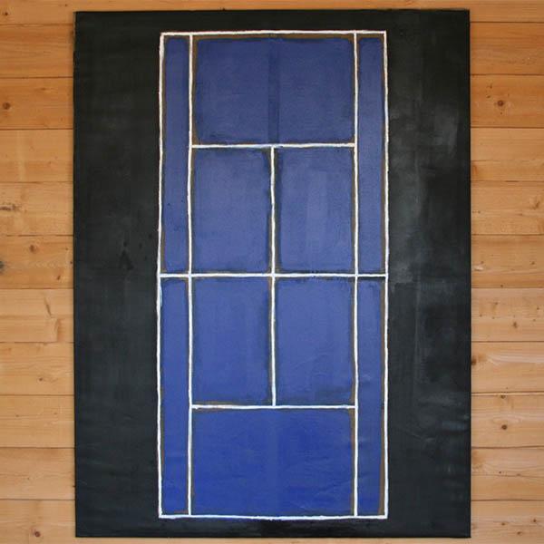 Jan Wattjes - Playing Field - 200x150cm Olieverf op doek