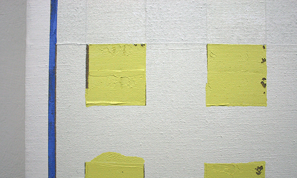 Jan ten Have - Bijna Niet1 (4-delen)(De Cutup en foldin methode, De nulde orde, Eufore sinjalen, En nogal rough) - 35x50 & 50x70 & 55x65 & 50x60cm (detail)