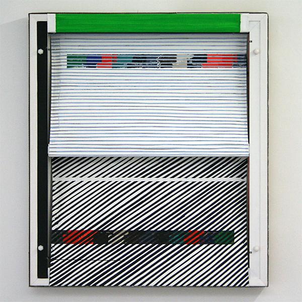 Jan ten Have - Zig-Zag (je probeert toch, toch) - 81x93cm