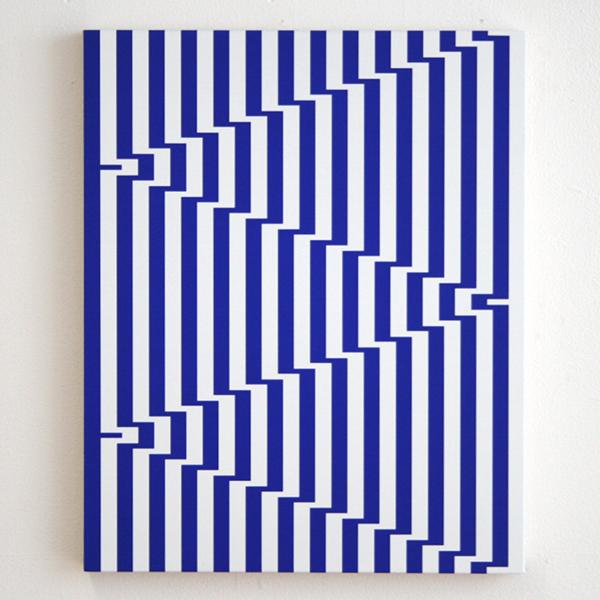 Jan van der Ploeg - MWMW - 51x41cm Acrylverf op canvas