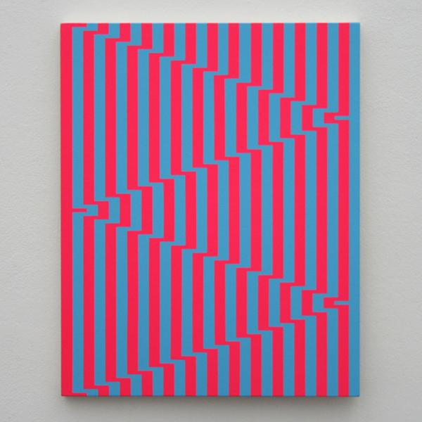 Jan van der Ploeg - MWMW - 60x48cm Acrylverf op canvas