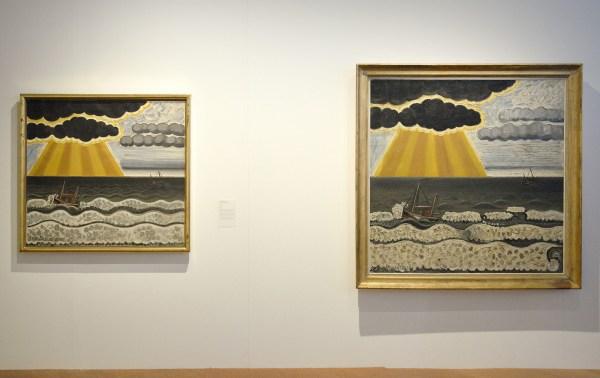 Jean Brusselmans - De Storm - Olieverf op doek - 1935 & 1936