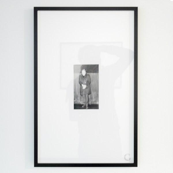 Jean Schwind - Autoportrait (Hommage a Gerhard Richter) - zonder datum