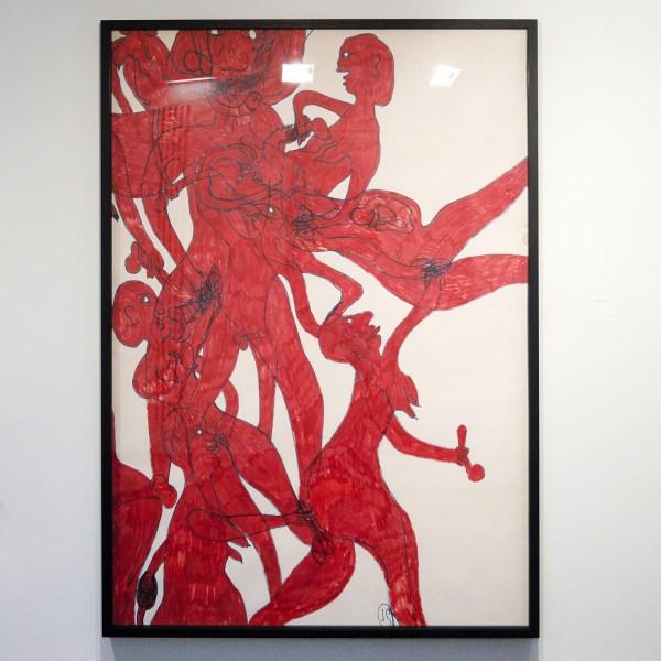 Jean Schwind - Oeuvre Erotique - 1969