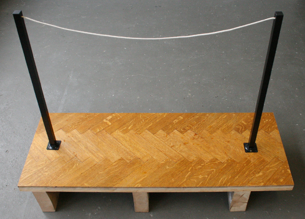 Jeroen P Visser - Museum Piece, Bozar