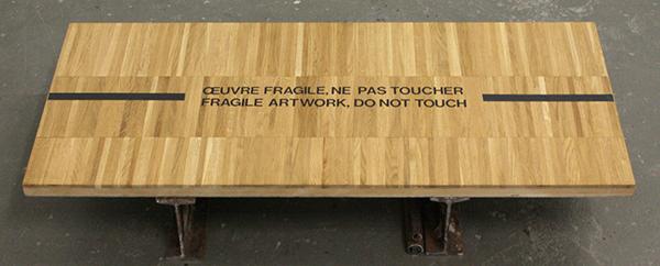 Jeroen P Visser - Museum Piece, Centre Pompidou