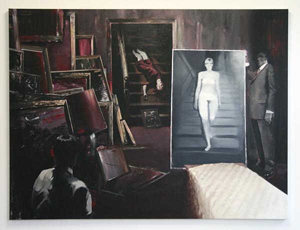 Jisan Ahn - The Disregarded Room