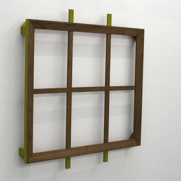 Joe Scalan - RA - 73x7x6cm Olieverf op hout
