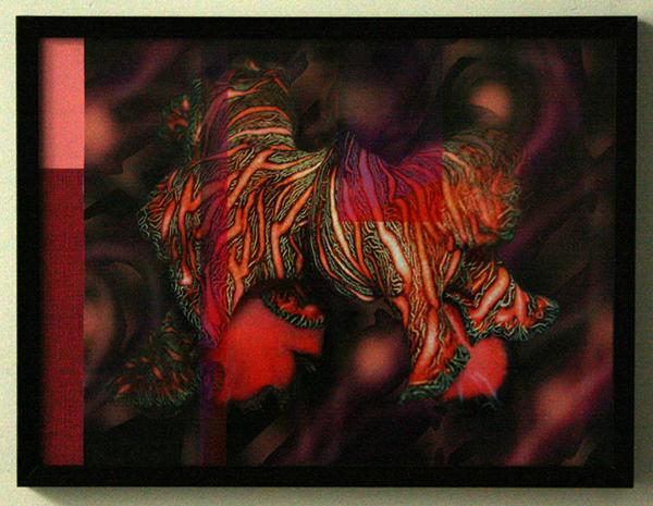 Joey Holder - Zephyra - 45x37cm Print