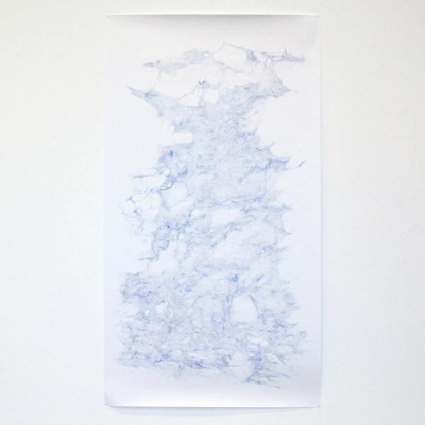 Josine Timmer - Zonder Titel - Acrylinkt op papier
