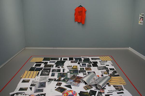 Jota Castro - Polvo y Ceniza - Verschillende materialen 2013