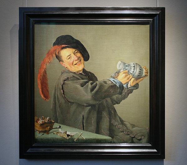 Judith Leyster - Peeckelhaering - Olieverf op canvas 1629