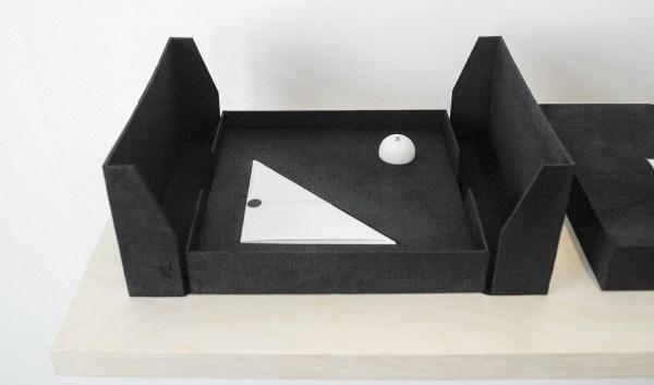 Katherina Undo - Edible Sound Piece, Classical Elements (detail)