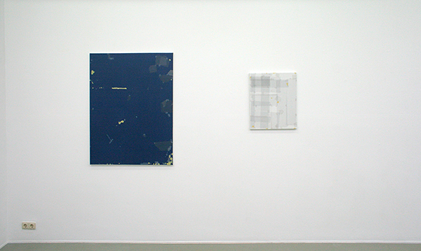 Kees Goudzwaard - Cover Version & Gradual - 120x90cm & 50x40cm Olieverf op canvas