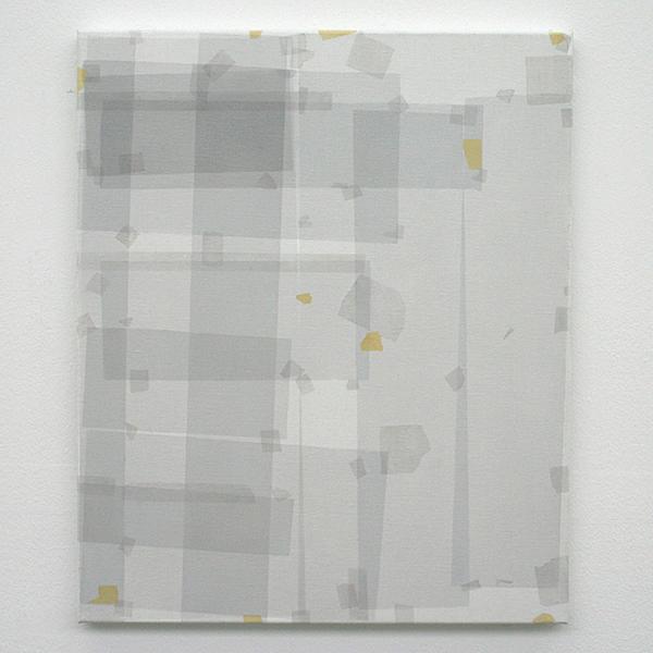 Kees Goudzwaard - Gradual - 50x40cm Olieverf op canvas