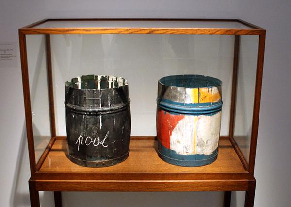 Keitelman Gallery - Marcel Broodthaers