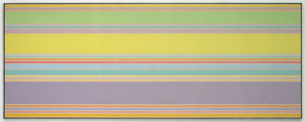 Kenneth Noland - Via Sheen