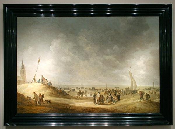Kunsthandel Peter Pappot - Jan van Goyen