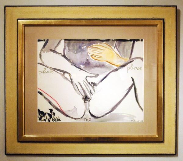 Kunsthandel Peter Pappot - Marlene Dumas