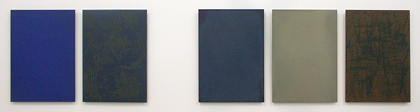 Laurent Godin Galerie - Gerard Traquandi