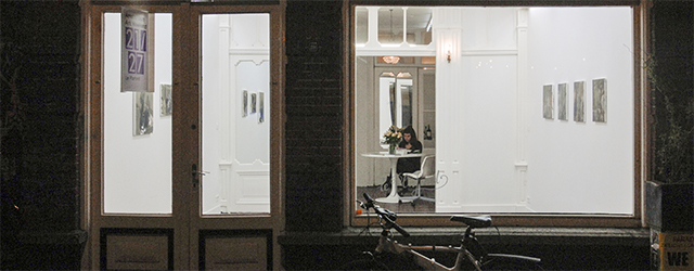 Le Plafond is een mini-galerie die ingevuld via Galerie Martin van Zomeren en Stigter Van Doesburgdie beide weer een deur of twee ernaast zitten. Ze tonen er geen werk van […]