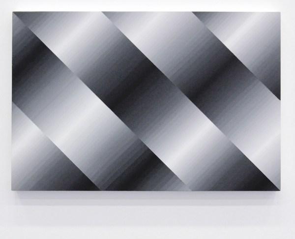 Linda Arts - Untitlled #213 - 60x90cm Olieverf op paneel 2009