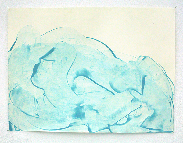 Lisette Schumacher - Numerus 30 - 48x64cm Tempera op papier