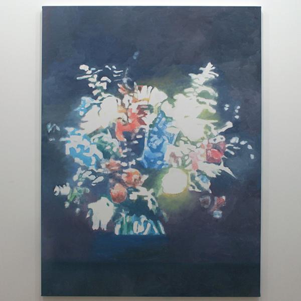 Luc Tuymans - Technicolor - 199x150cm Olieverf op canvas
