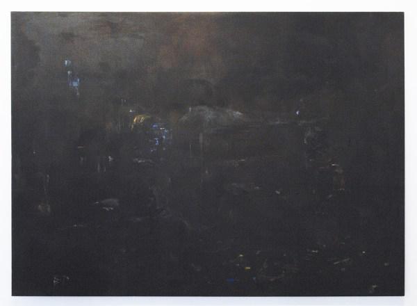 Maaike Schoorel - The Interior - 147x203cm Olieverf op canvas
