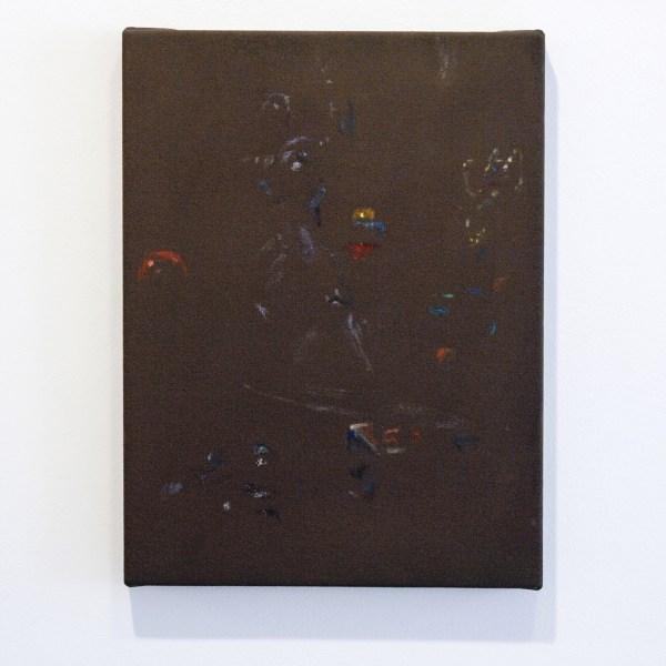 Maaike Schoorel - Toys - 41x31cm Olieverf op canvas
