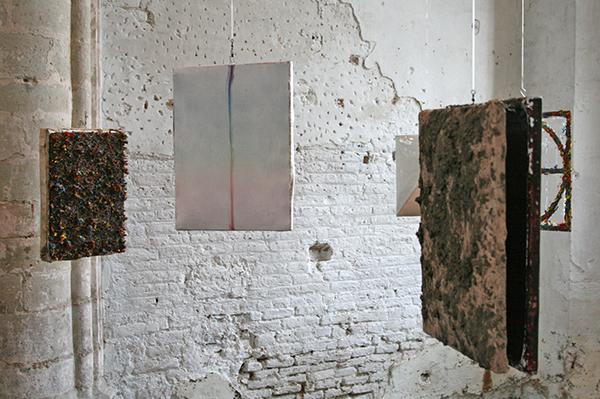 Machiel van Soest - Installatie 'a Hanging Hand'
