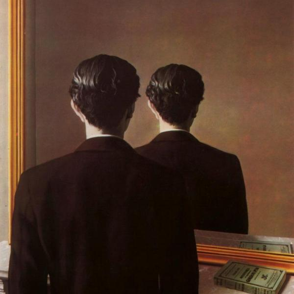Rene Margritte - Not to Be Reproduced
