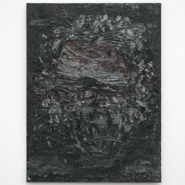 Marc Mulders - Bloemen-Vlees - Olieverf op linnen