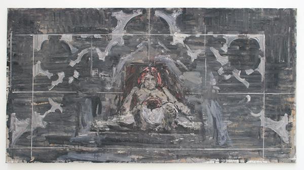 Marc Mulders - Ecce Homo - Olieverf op doek
