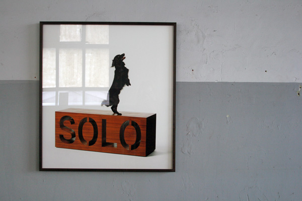 Marc Ruygrok - Solo-Bob - 88x80cm Piezografie